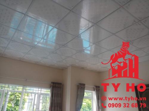Ứng dụng của trần nhựa PVC