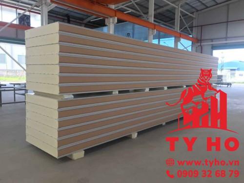 Panel PU dày 100mm