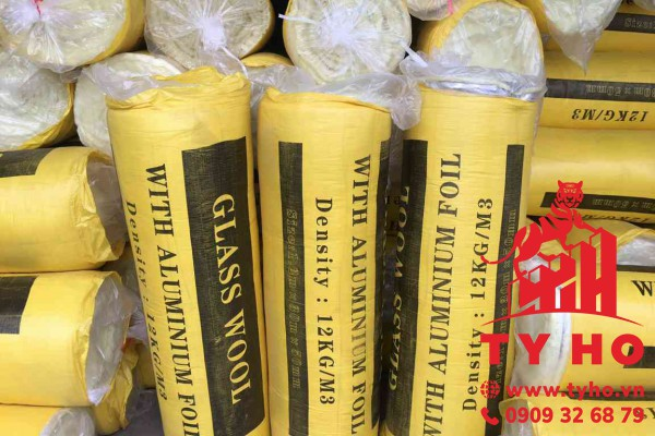 Báo Giá Bông Thủy Tinh Glasswool Vừa Được Cập Nhập, Mới Nhất Năm
